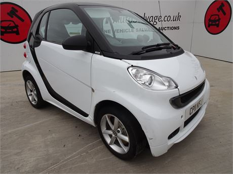 SMART FOR TWO PILSE CDI AUTO