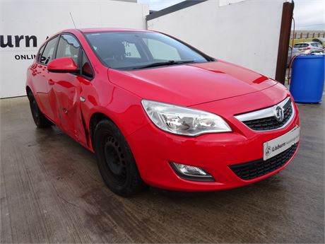 VAUXHALL ASTRA EXCLUSIVE  CDTI