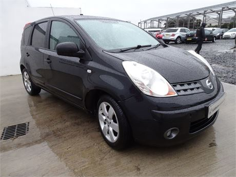 NISSAN NOTE ACENTA R